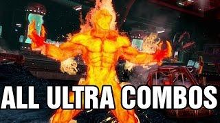 All Ultra Combo Enders Killer Instinct Season 1 Season 2 XBox One