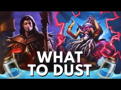 Hearthstone Witchwood | What Cards to Dust?