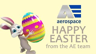 Happy Easter from the AE team