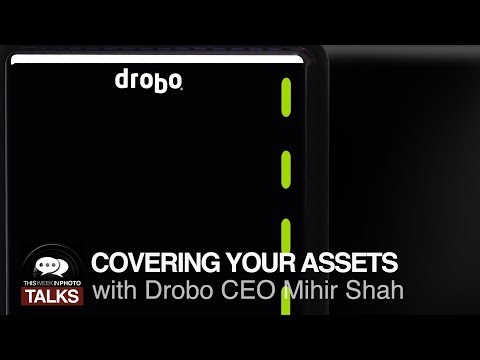 Covering Your Assets with Drobo - TWiP Talks