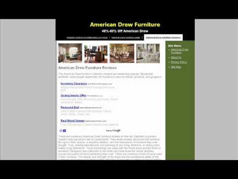 American Drew Furniture Reviews