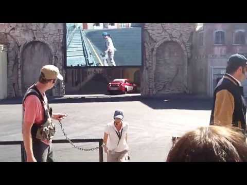 Hollywood Stunt Driver | Gold Coast Attractions | Movie World | Full Show