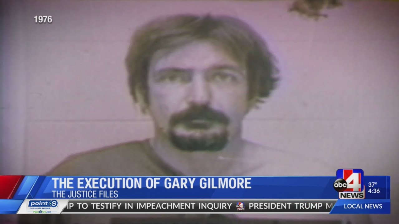 The Justice Files:  The execution of Gary Gilmore