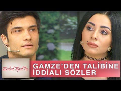 Zuhal Topal'la 189. Bölüm (HD)   Gamze'den Talibine İddialı Sözler!