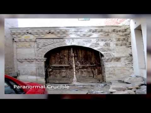 Alien Relic Found And Destroyed In Nazlet, Egypt