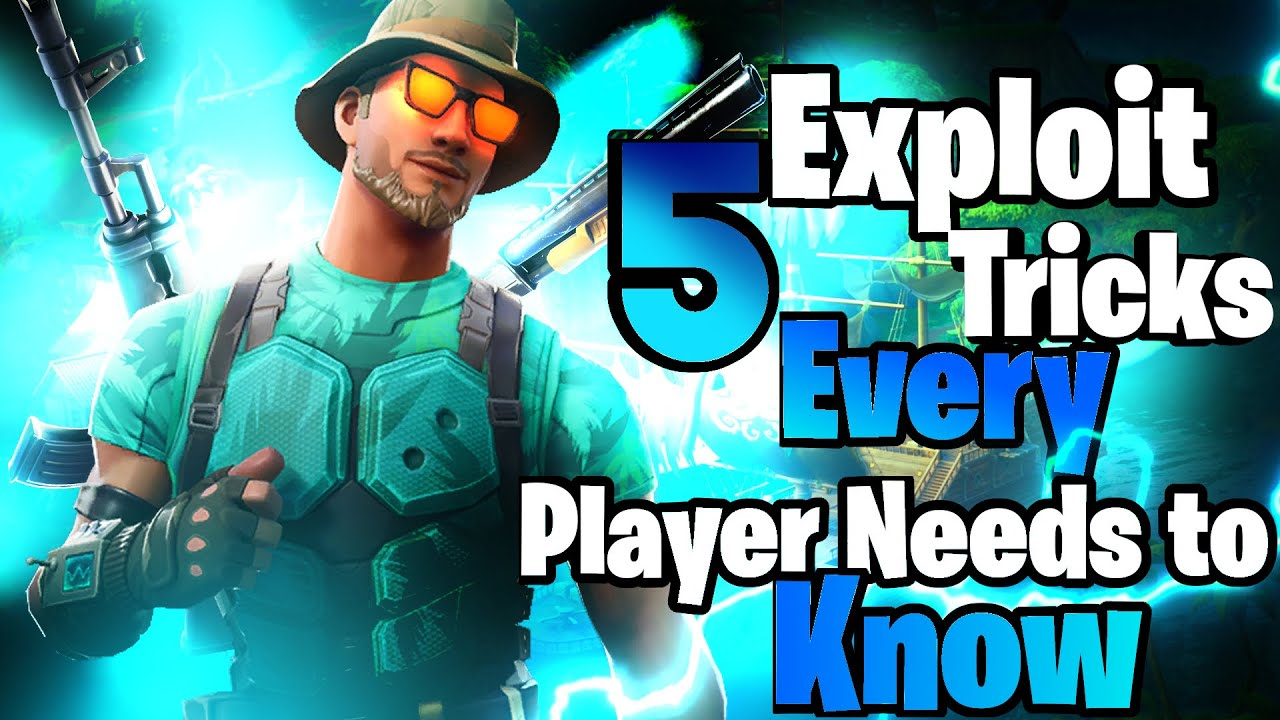 *NEW* How to EXPLOIT into a Box - Pro Tips from Intensity | Fortnite Guide