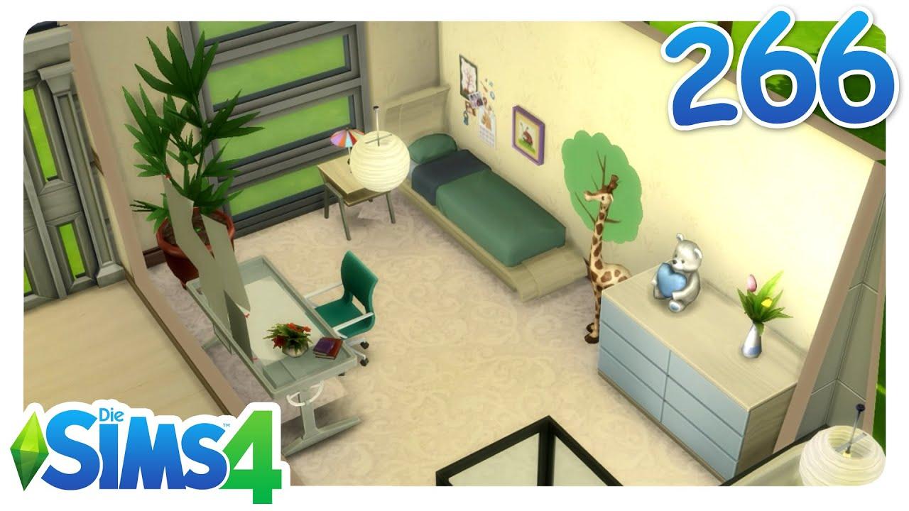 Sims 4 outdoor leben das kinderzimmer 266 let 39 s play for Kinderzimmer 4 teilig