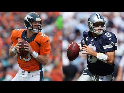 Broncos vs Cowboys Week 5 2013 Highlights