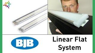 """""""BJB Linear Flat System"""" OEM-Line [watt24-Video Nr. 90]"""