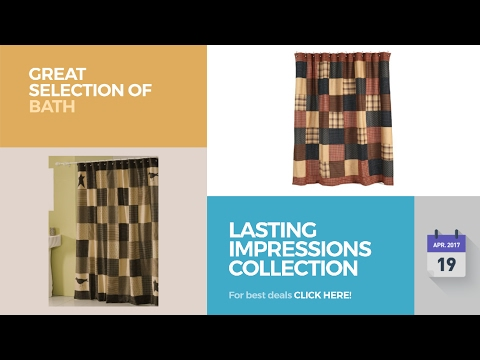 Lasting Impressions Collection Great Selection Of Bath Products