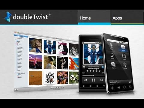 doubleTwist for PC and Mac - Tutorial and Overview