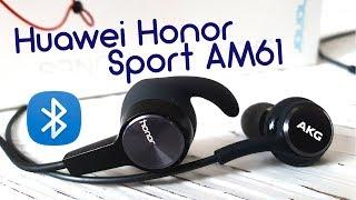 Беспроводные наушники Huawei Honor Sport AM61, Отзыв/Обзор