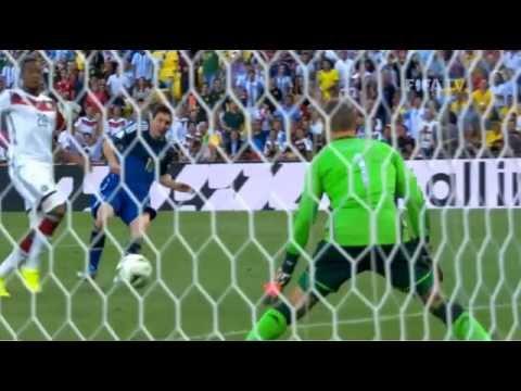 Germany Goal FIFA 2014