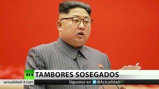 Corea del Norte suspende pruebas nucleares y lanzamiento de misiles