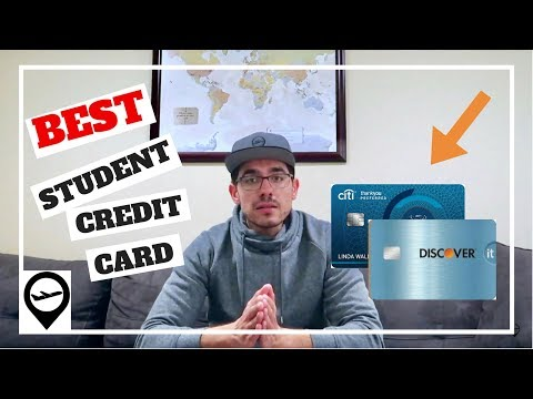 Best Student Credit Cards - Build Your Credit and Earn Rewards