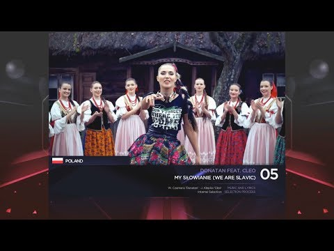 2014 Eurovision Song Contest · Recap Of All Songs (Running Order)