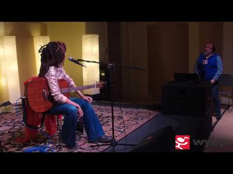 Live and Direct with Valerie June @WYEP: Interview 1 (2 of 5)