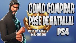 COMO COMPRAR PASE DE BATALLA TEMPORADA 7| FORTNITE