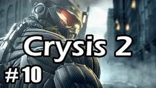 Crysis 2 Maximum Edition прохождение на русском - Часть 10: Вокзал