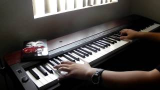 Once Upon a Time - Snow White and Charming 2015 (piano cover)