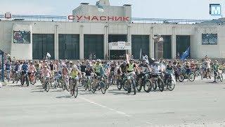 «Велодень» в Енергодарі: крути педалі і будь здоровим!