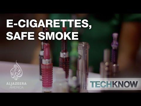 E-cigarettes, Safe Smoke - TechKnow