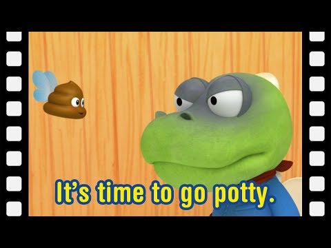 It's time to go potty.(20mins) | Kids movie | Animated Short