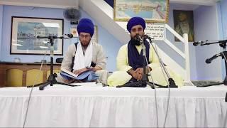 Saka Chamkaur Sahib Katha P1 - Giani Harsimran Singh Ji Ambala Wale