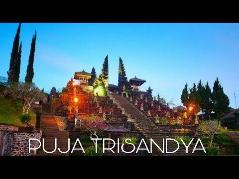 PUJA TRI SANDYA - Mantra Umat Hindu - GoPro Hero 4K