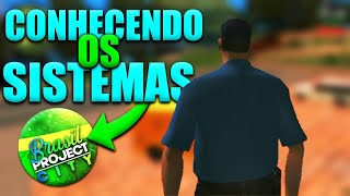 BRASIL PROJECT CITY | 99% ROLEPLAY - GTA SA SAMP ANDROID
