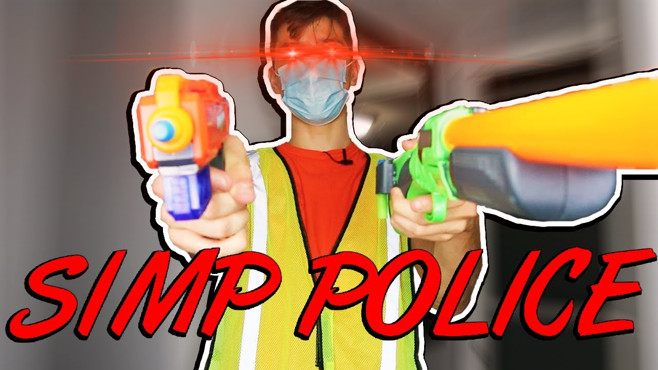 The SIMP Police (ft Belle Delphine)