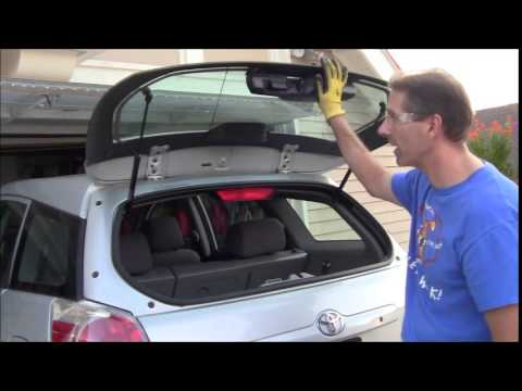 diy front struts toyota matrix pontiac vibe doovi. Black Bedroom Furniture Sets. Home Design Ideas