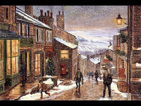 French Fall Wallpaper Christmas Music From Christopher Rouse Karolju Youtube