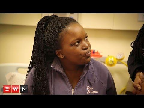 Spontaneous Quadruplets born in Cape Town