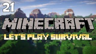 Let's Play Minecraft [ITA] - Ep.21 - Costruzione XP farm