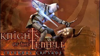 Knights of the Temple - Infernal Crusade walkthrough part 1