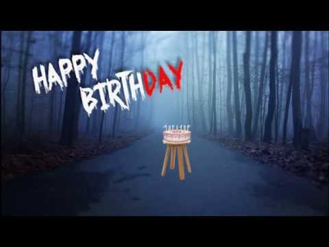 Happy Birthday - A Horror Short Film