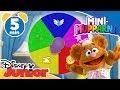 Mini-Mupparna | Lär dig färger!