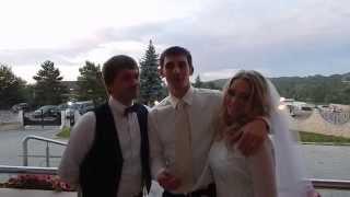 Свадьба Андрея и Таисии 14.06.14 Отзыв
