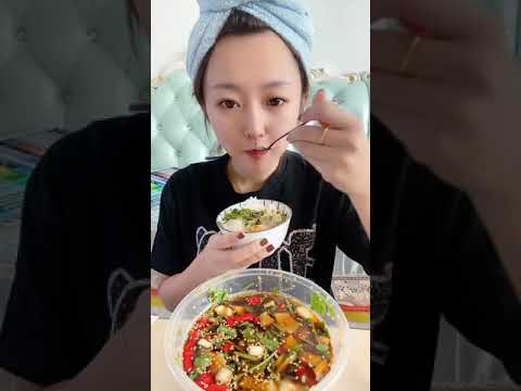 Download #ASMR Eating ,#Mukbang food  #chinse love food #Short (23)