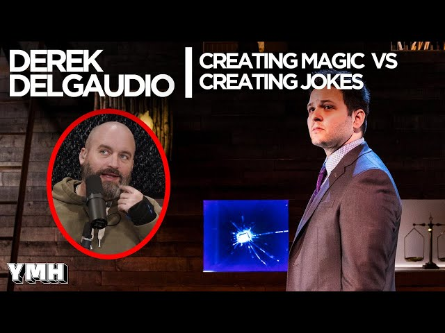 Creating Magic VS Creating Jokes - Tom Talks Highlight