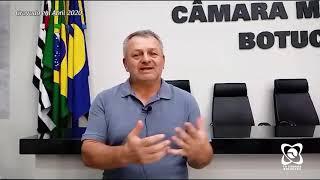 Sargento Laudo apresenta demandas e reitera importância do isolamento social
