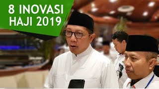 Download Video Kemenag Canangkan Delapan Inovasi Haji 2019 MP3 3GP MP4