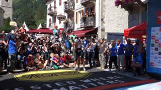 Miguel HERAS, 2nd of UTMB®, The North Face® Ultra-Trail du Mont-Blanc® 2013
