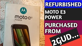 Refurbished Smartphone From 2Gud | Unboxing & Overview