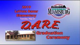 2019 LaVeta Bauer D.A.R.E. Graduation Ceremony