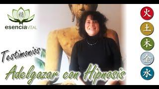 Testimonios - Adelgazar con hipnosis