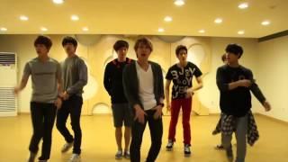 Download Video [HD] WOW (Dance Practice version) - BTOB MP3 3GP MP4