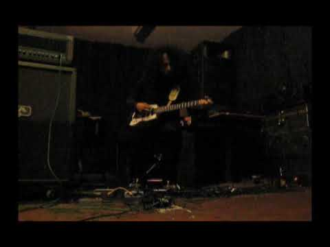 Kawabata Makoto: Guitar Solo (end Of Set) - Oakland, 11/6/09