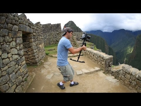 Filming at Machu Picchu - Behind The Scenes